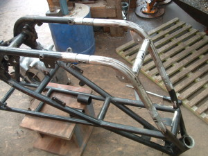loose frame assembly 003