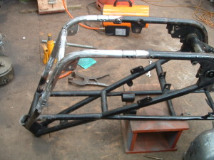 loose frame assembly 001